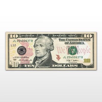 USA - 10 DOLLARI HAMILTON