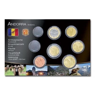 ANDORRA - EURO DIVISIONALI