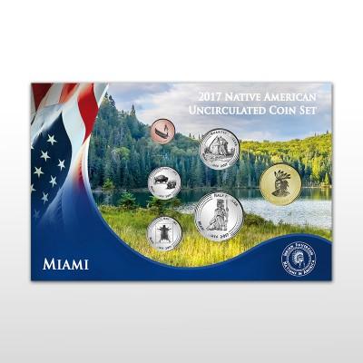 USA - MONETE DEGLI INDIANI...