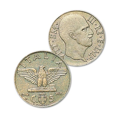 5 c. Impero