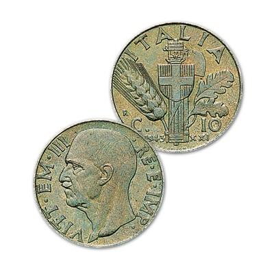 10 c. Impero