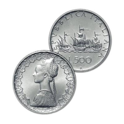 449b3b0d7f Offriamo qui i due capostipiti della numismatica nazionale nuovi fior di  conio riuniti insieme in un pregiato cofanetto con garanzia.