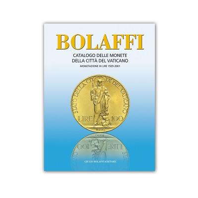 480b3f119f CATALOGO BOLAFFI, MONETE DELLA CITTA' DEL VATICANO
