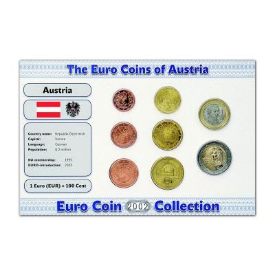 AUSTRIA - EURO DIVISIONALI