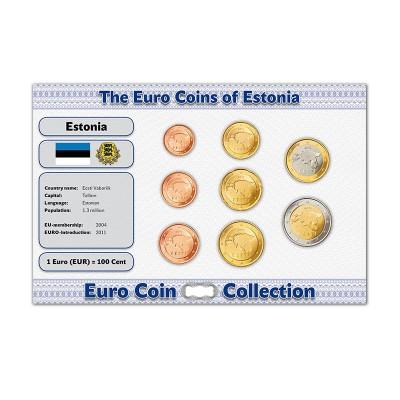 1e05a62962 Scegli le serie che ancora mancano alla tua raccolta. Ognuna, composta  dalle 8 monete (esclusa Andorra che ne prevede solo 6) nei classici tagli,  da 1 e, ...