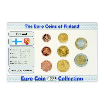 FINLANDIA - EURO DIVISIONALI