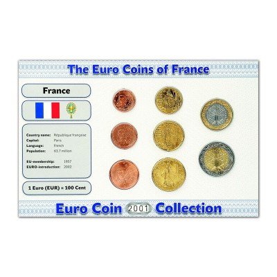 FRANCIA - EURO DIVISIONALI