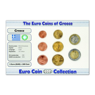 GRECIA - EURO DIVISIONALI