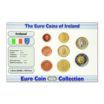 IRLANDA - EURO DIVISIONALI