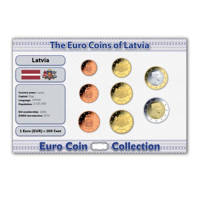 LETTONIA - EURO DIVISIONALI