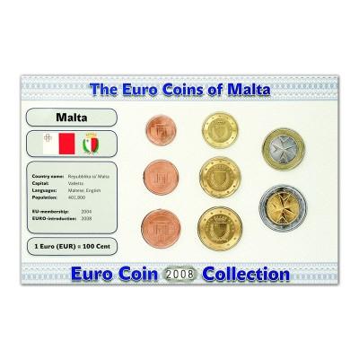 MALTA - EURO DIVISIONALI