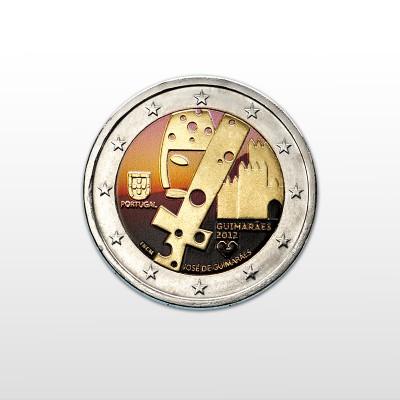PORTOGALLO - 2 EURO...