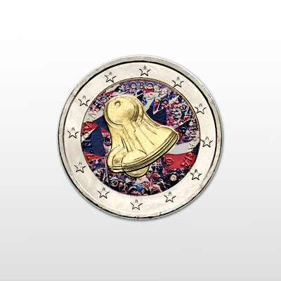 SLOVACCHIA - 2 EURO...