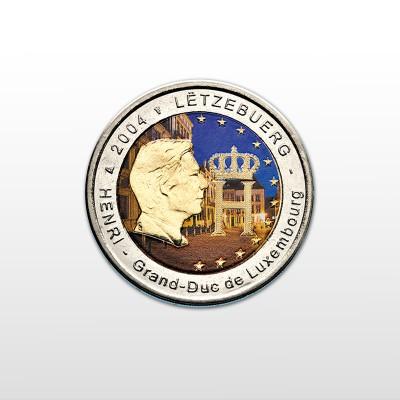 LUSSEMBURGO - 2 EURO...