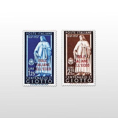 1938GiottoPO 450/4512 valori