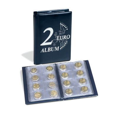 ALBUM POCKET PER 2 EURO