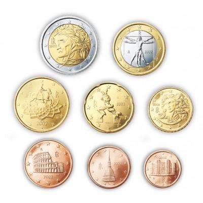 ITALIA - I PRIMI EURO...