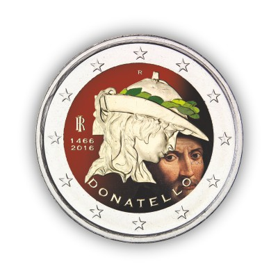2 EURO COLORATI - ARTISTI...