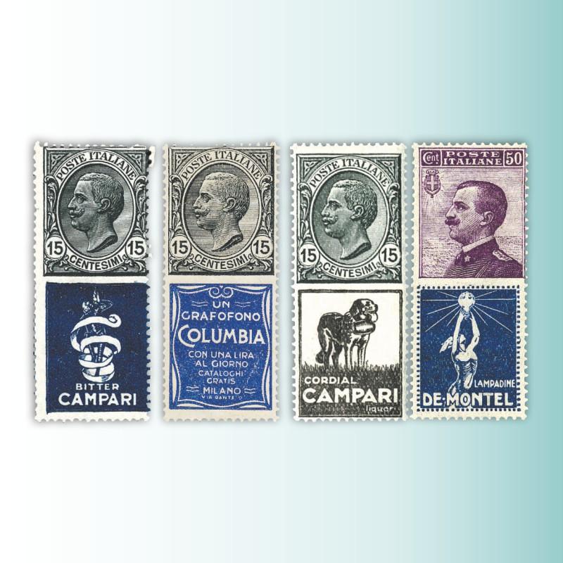 album gratis francobollo italia