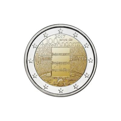 ANDORRA - 2 EURO, INNO...