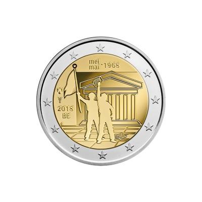 BELGIO - 2 EURO, 50°...