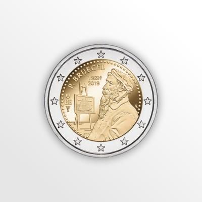 BELGIO - 2 EURO 2019,...