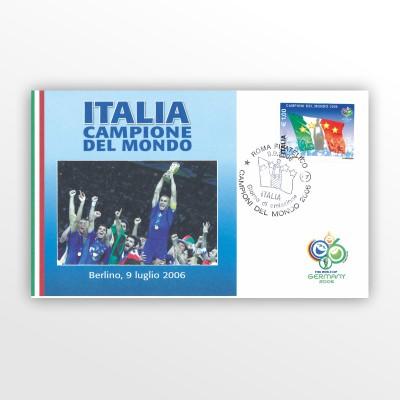 BUSTA ITALIA CAMPIONE DEL...