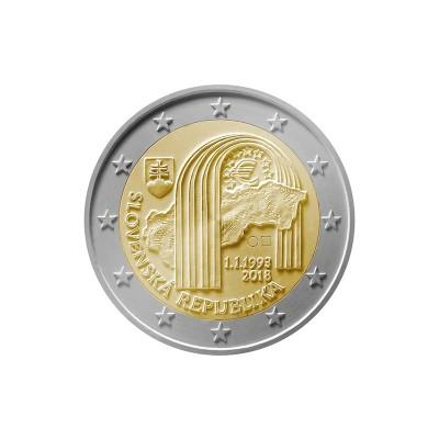 SLOVACCHIA - 2 EURO, 25°...