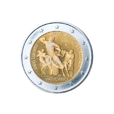 VATICANO - 2 EURO, ANNO...