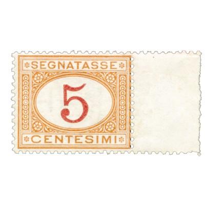 ITALIA - SEGNATASSE DA 5...