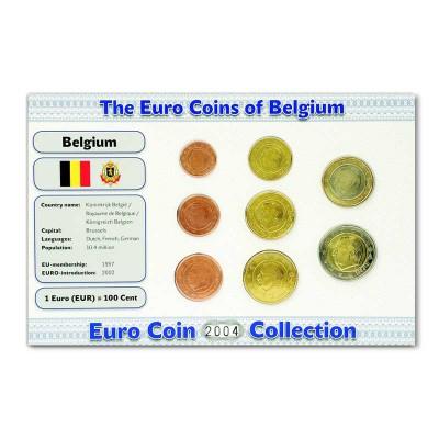 BELGIO - EURO DIVISIONALI
