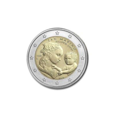 SAN MARINO - 2 EURO...