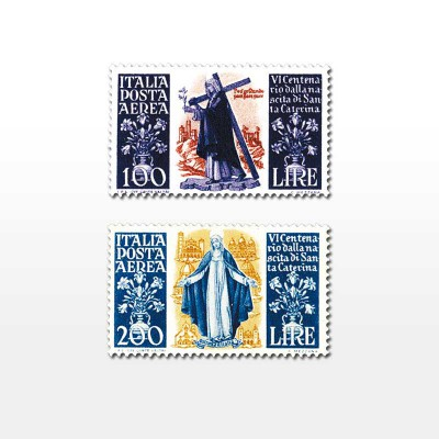 ITALIA - SANTA CATERINA, I...
