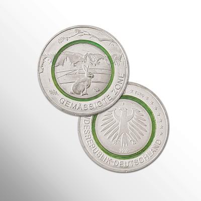 GERMANIA - 5 EURO DELLA...