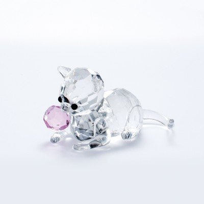 Cristal Animal Collection - Il gatto