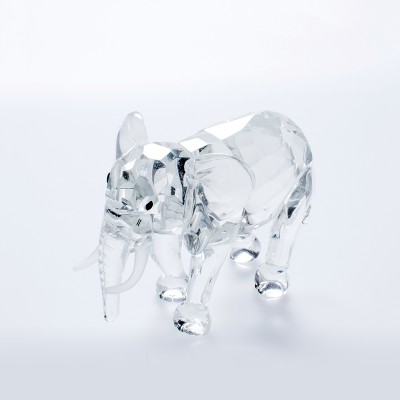 Cristal Animal Collection - L'elefante