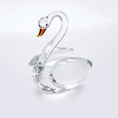 Cristal Animal Collection - Il cigno reale