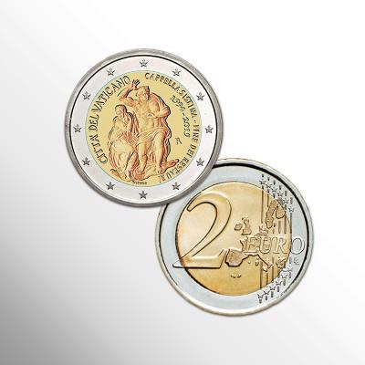 VATICANO - 2 EURO...