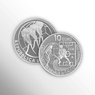 SAN MARINO: I 10 EURO DEI...