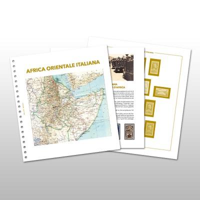 COLONIE ITALIANE: AFRICA...