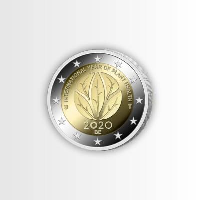 BELGIO - 2 EURO 2020, ANNO...