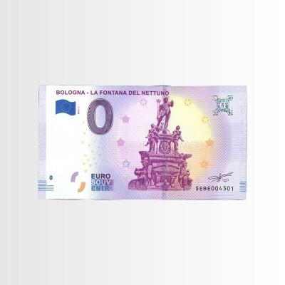 EURO BANCONOTA SOUVENIR 0€...