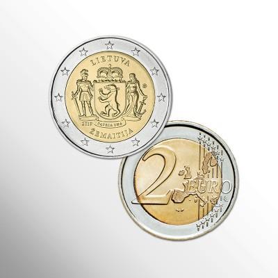 LITUANIA - 2 EURO...