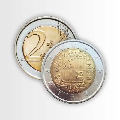 IL 2 EURO DI ANDORRA A...