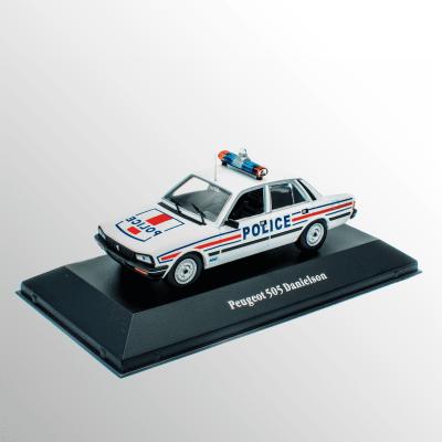 LE AUTO DELLA POLIZIA -...