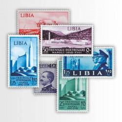 LIBIA, COLONIA D'ITALIA