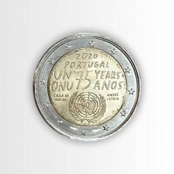 PORTOGALLO - 2 EURO 2020,...