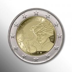 BELGIO - 2 EURO 2020, JAN...