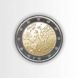 MALTA - 2 EURO 2020, DAI...