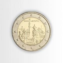 LITUANIA - 2 EURO 2020,...
